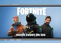 Fortnite porta la battaglie reali su mobile