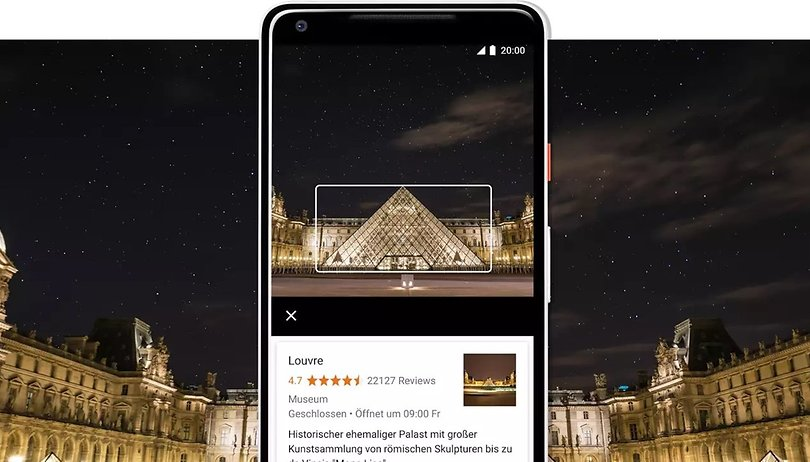 Google Lens in Assistant rolls out to Pixel and Pixel 2
