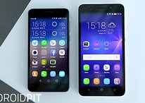 Honor 4X vs Honor 6 - Duelo en casa de Huawei