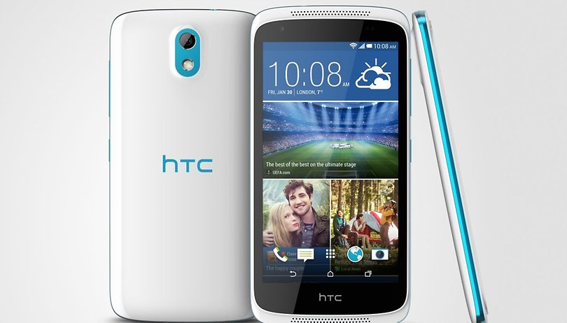 HTC Desire 626G - Nuevo gama media con Dual SIM