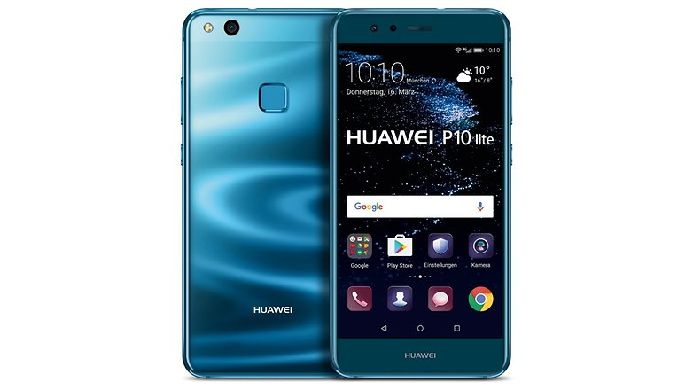 huawei p10 lite price release date specs and rumors androidpit. Black Bedroom Furniture Sets. Home Design Ideas