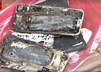iPhone 7 explota dentro de un coche en Australia