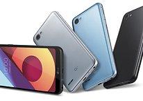 LG Q6: Das ist das G6 mini im Hands-on