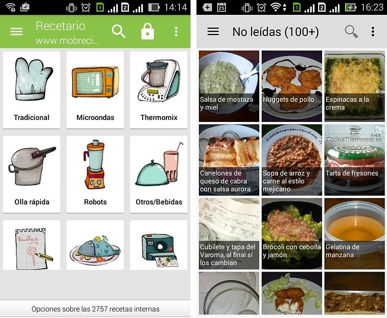 Las mejores aplicaciones de cocina androidpit for Aplicacion para disenar cocinas
