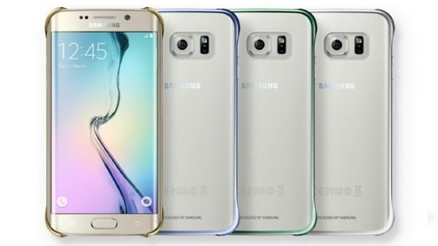 samsung galaxy s6 cover clear