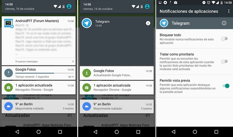 Android Marshmallow funciones 03