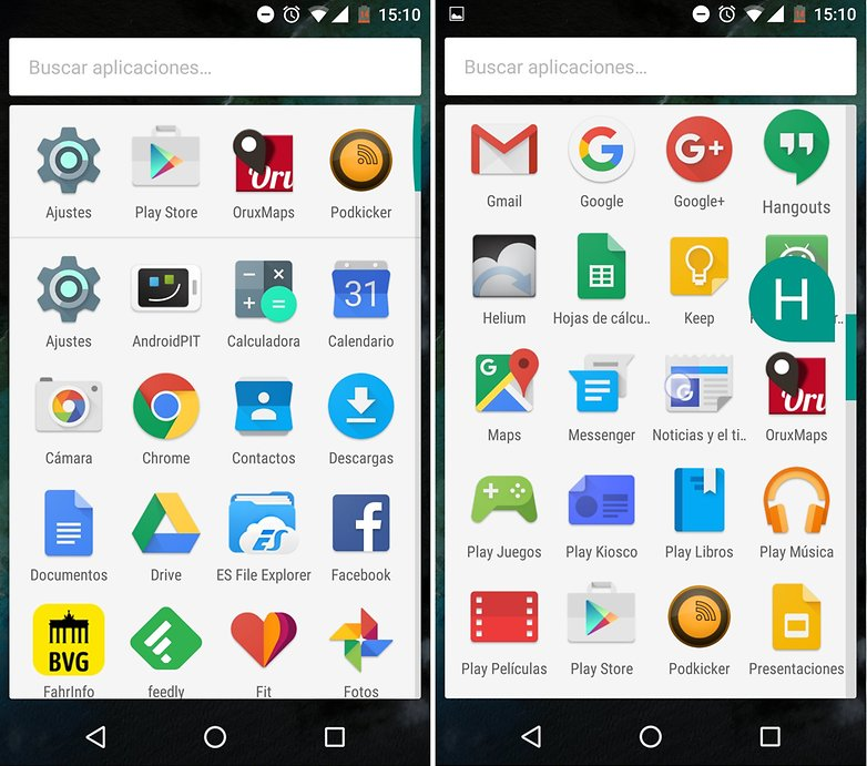 Android Marshmallow funciones 04