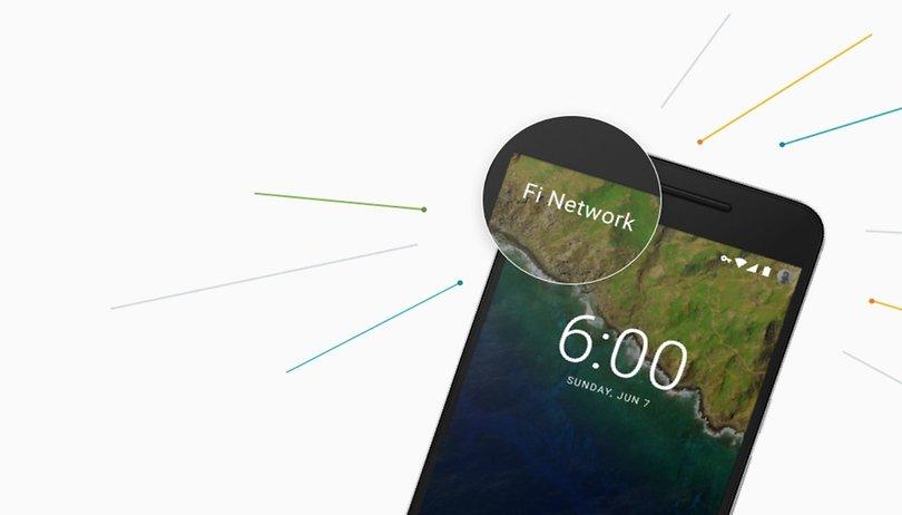 Project Fi: Cómo funciona el servicio de datos de Google