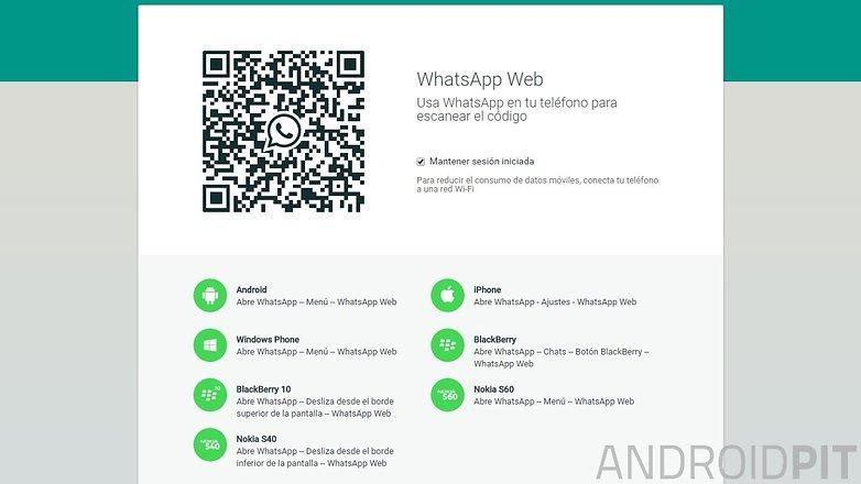 whatsapp web esp