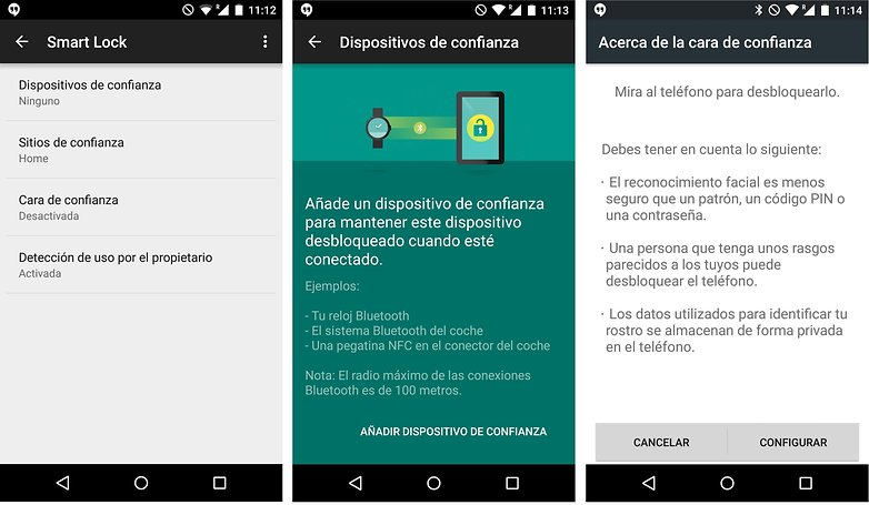 smart lock dispositivo confianza