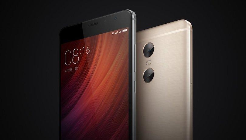 Xiaomi Redmi Pro es oficial: Pantalla OLED y cámara dual