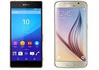 Galaxy S6 vs. Xperia Z4: comparativo preliminar