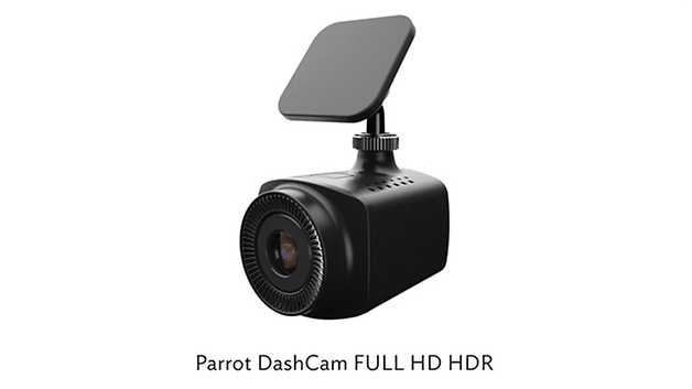 androidpit parrot rnb6 dashcam