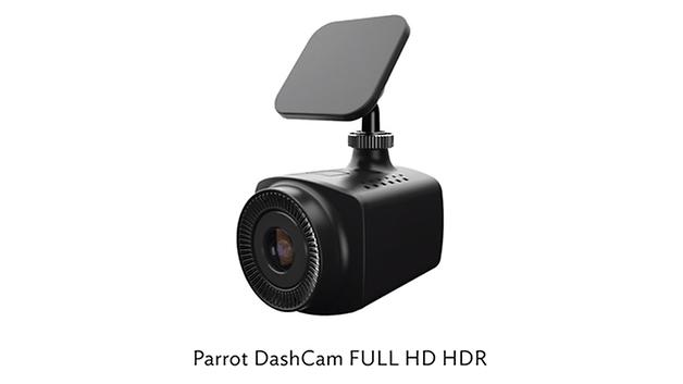 androidpit parrot rnb6 dashcam