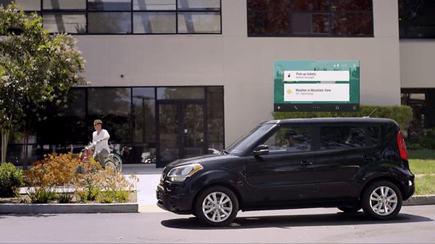 Anteprima di Android Auto 1