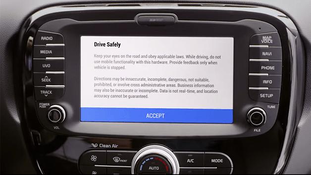 Anteprima di Android Auto 7