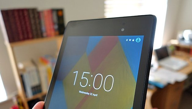 How to take a screenshot with the Nexus 7 (2013)