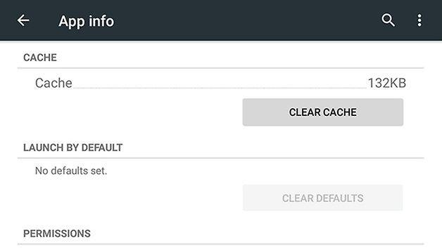 AndroidPIT nexus 7 2013 app cache