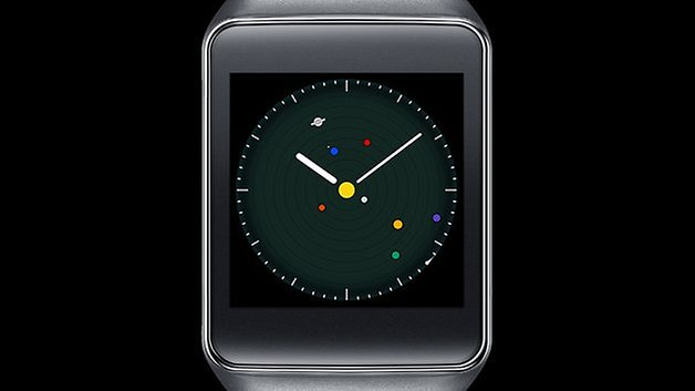 androidpit android wear planets watch face