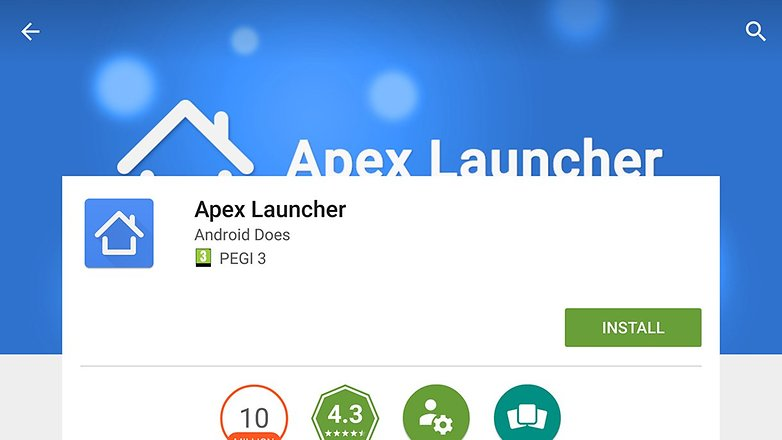 androidpit apex launcher
