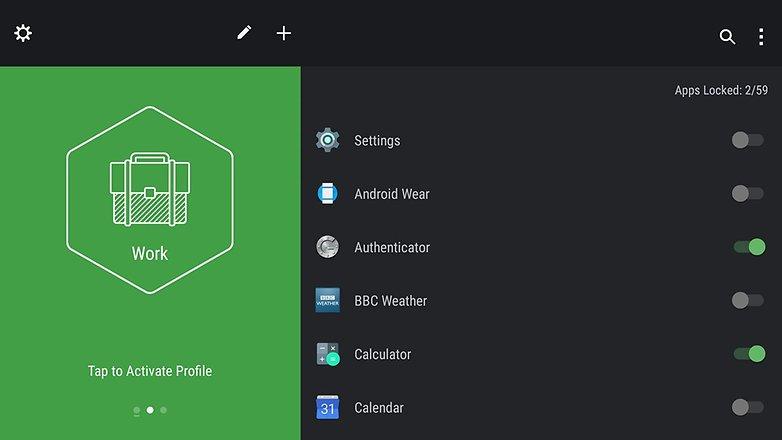 androidpit hexlock profiles
