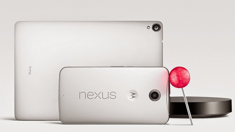 androidpit nexus 6 and 9 promo pic