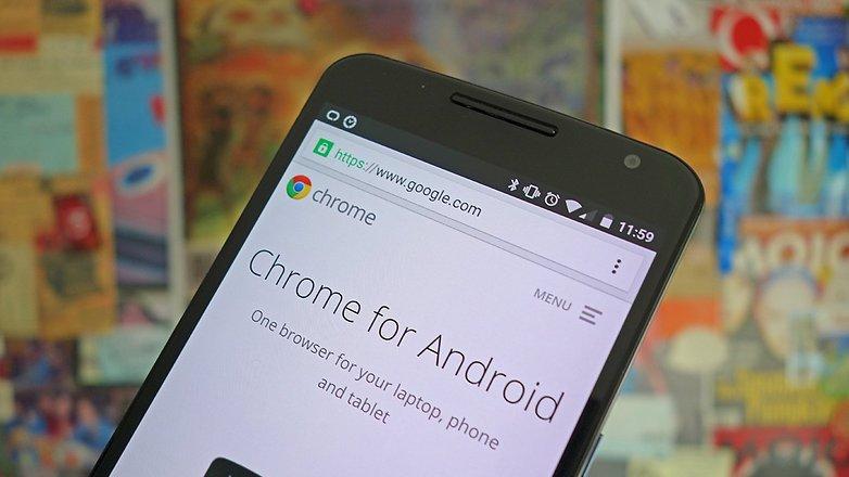 androidpit nexus 6 chrome