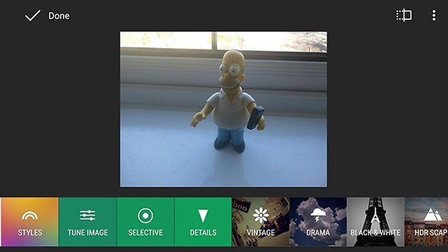 androidpit nexus 6 effects