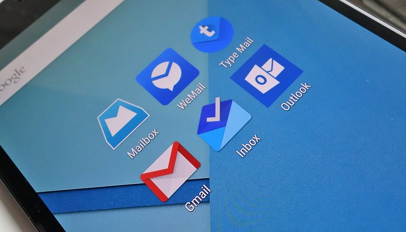 Best email apps for Android: inbox like a boss | AndroidPIT