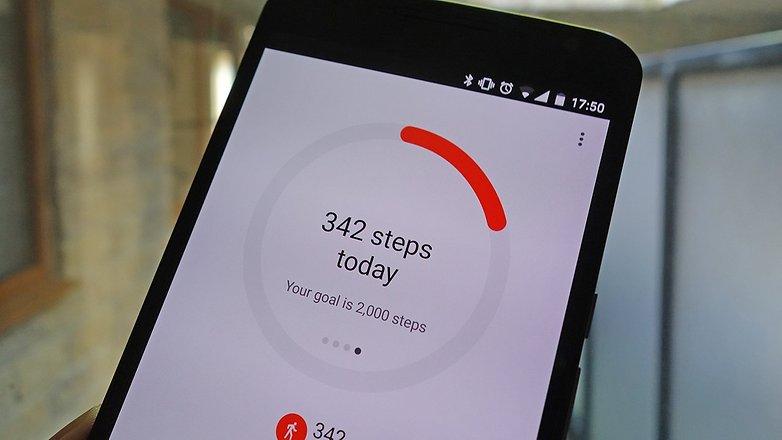 androidpit nexus 6 google fit