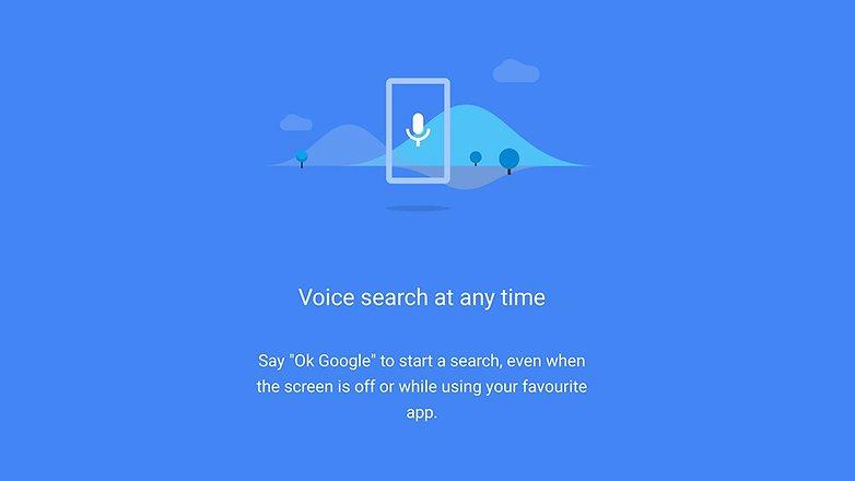 androidpit nexus 6 ok google on