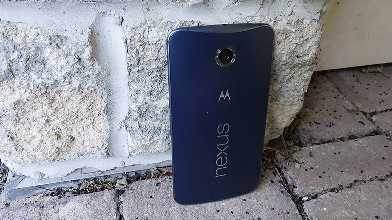 androidpit nexus 6 outside 6