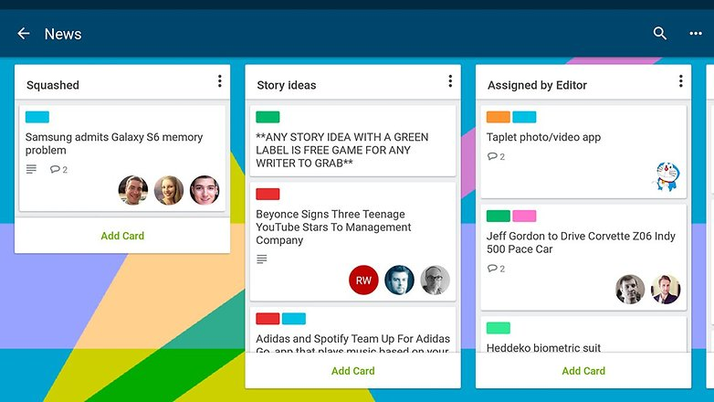 androidpit productivity apps trello