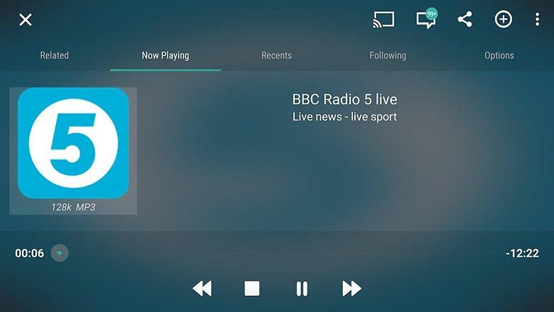 androidpit tunein radio