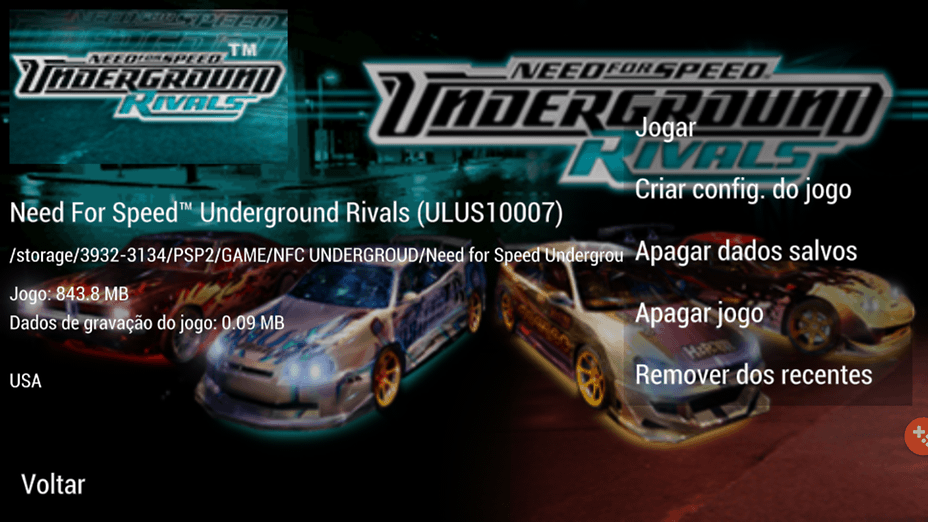 CSO FOR PROSTREET NEED PSP TÉLÉCHARGER SPEED