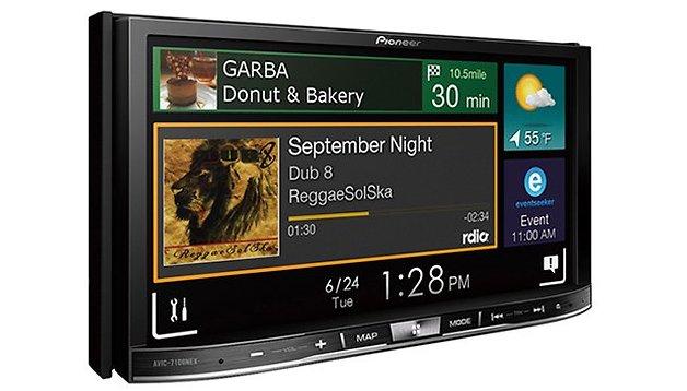 Pioneer lança 3 modelos de aparelhos rodando o Android Auto, mas sem data para o Brasil