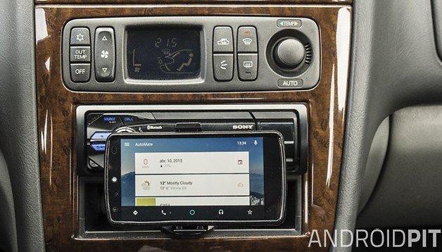 AutoMate, una aplicación para tener Android Auto gratis en el coche
