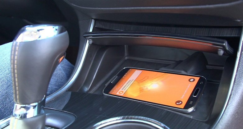 Chevrolet Active Phone Cooling 2