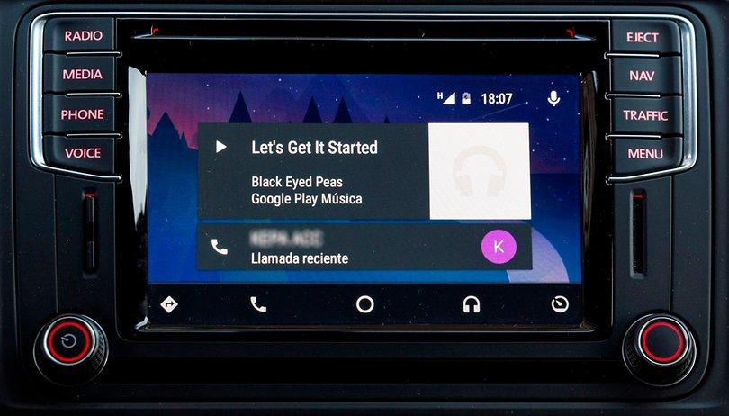 Android Auto a prueba, así llega Google a tu coche