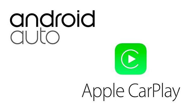 3 diferencias entre Android Auto y Apple CarPlay