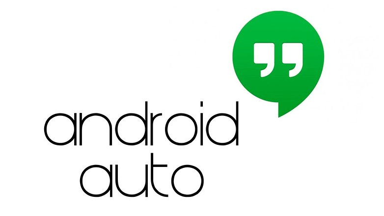 android auto hangouts