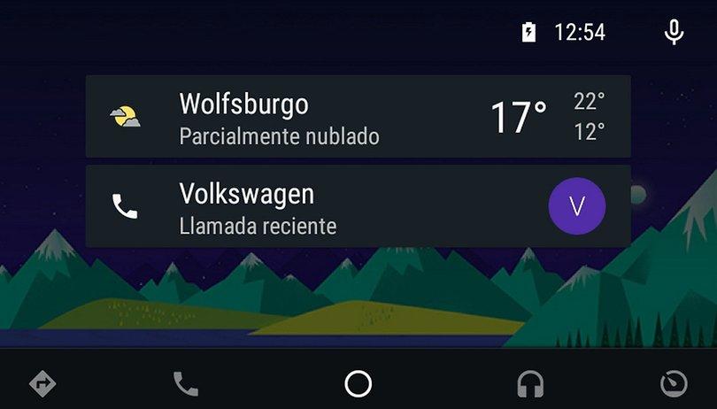 Volkswagen nos enseña cómo funciona Android Auto en este vídeo