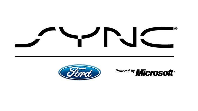 ford sync logo