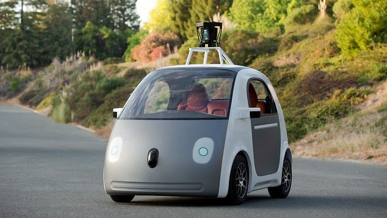 google car prototipo