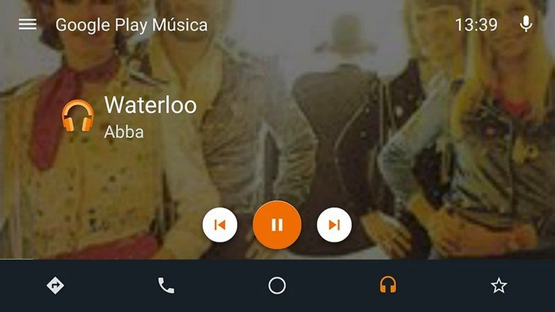 google play music android auto abba