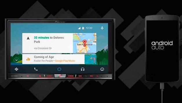 Pioneer, pionera en acercar Android Auto al aftermarket