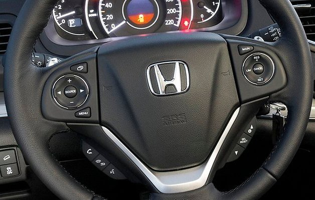 volante multifuncion honda