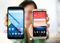 HTC One M9 vs Nexus 6 comparison: does One beat Six?