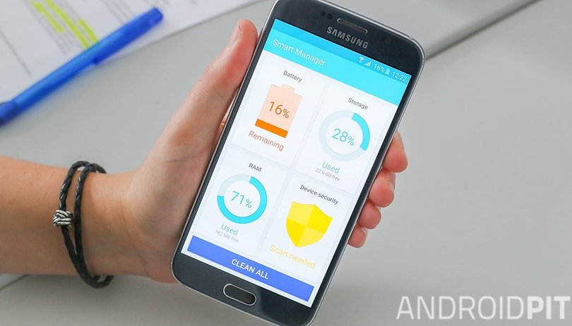 Galaxy S6 owners: here's a feature you should never use