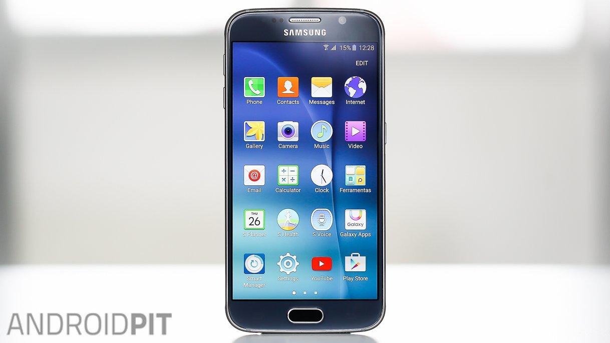 Samsung Galaxy S6 im Test: Liebe auf den zweiten Blick